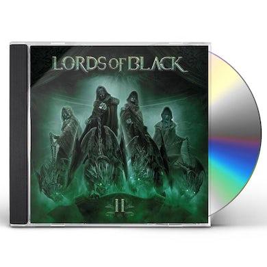 Lords of Black II CD