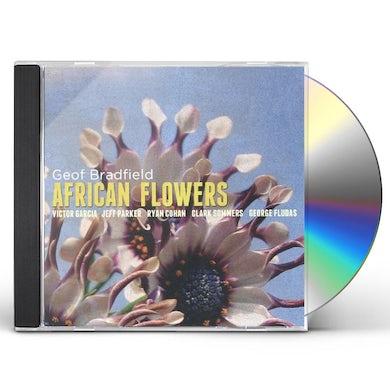 Geof Bradfield AFRICAN FLOWERS CD