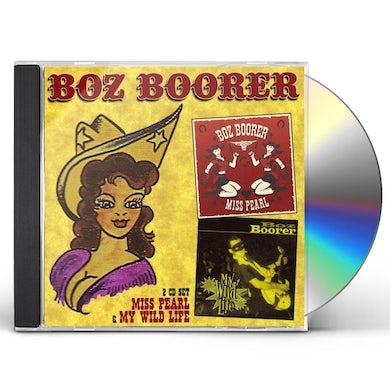 Boz Boorer MISS PEARL CD