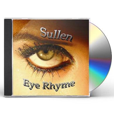 Sullen EYE RHYME CD