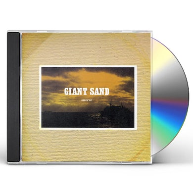 Giant Sand SWERVE: 25TH ANNIVERSARY CD