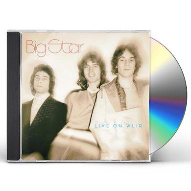 Big Star  LIVE ON WLIR CD