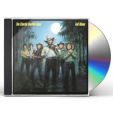 Charlie Daniels FULL MOON CD