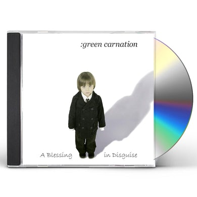 Green Carnation BLESSING IN DISGUISE CD