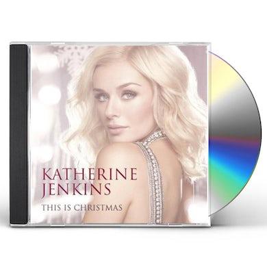 Katherine Jenkins THIS IS CHRISTMAS CD