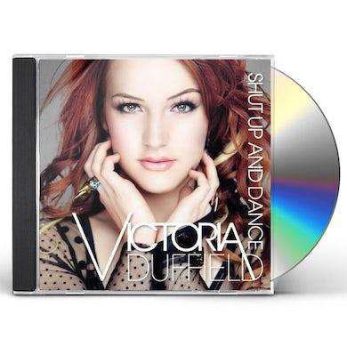 Victoria Duffield SHUT UP & DANCE CD