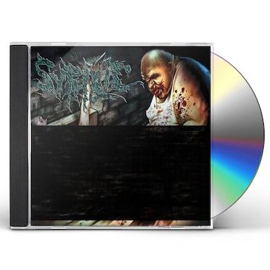 Syphilic BEHIND BARS CD