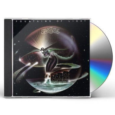 Starcastle FOUNTAINS OF LIGHT CD