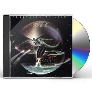 Starcastle FOUNTAINS OF LIGHT CD