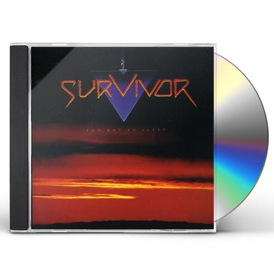 Survivor TOO HOT TO SLEEP CD