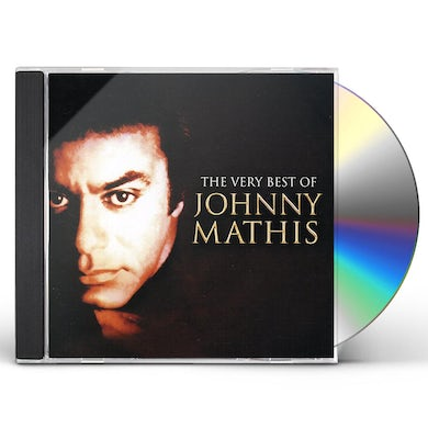 Johnny Mathis VERY BEST OF CD