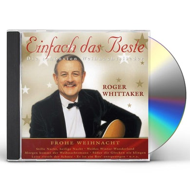 Roger Whittaker FROHE WEIHNACHT CD