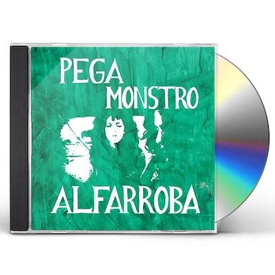 Pega Monstro ALFARROBA CD