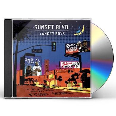 Yancey Boys SUNSET BLVD CD
