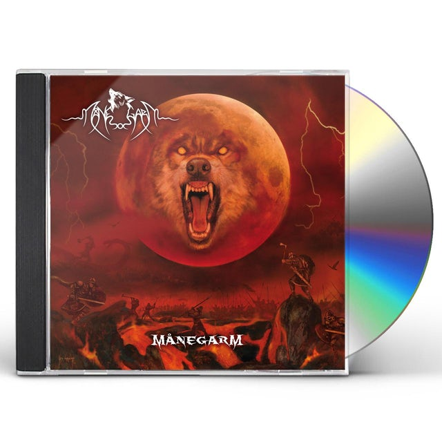 Manegarm CD