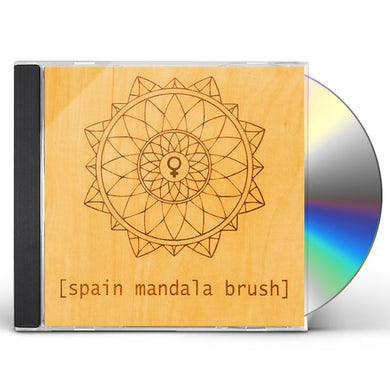 Spain Mandala Brush CD