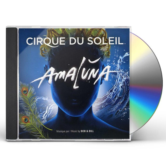 Cirque du Soleil AMALUNA CD
