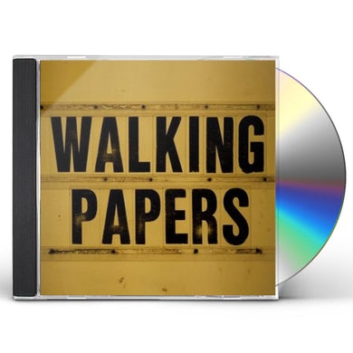 Walking Papers WP2 CD
