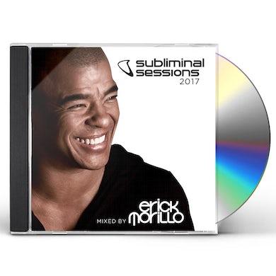 Erick Morillo SUBLIMINAL SESSIONS 2017 CD