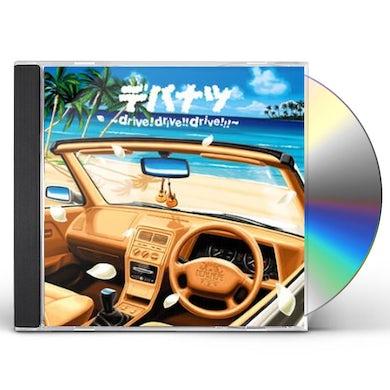 DEPAPEPE DEPANATSU CD