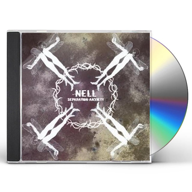 Nell SEPARATION ANXIETY (VOL.4) CD