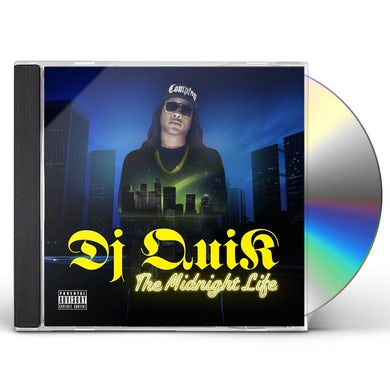 Dj Quik MIDNIGHT LIFE CD