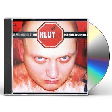 Klutae SINNER EP CD