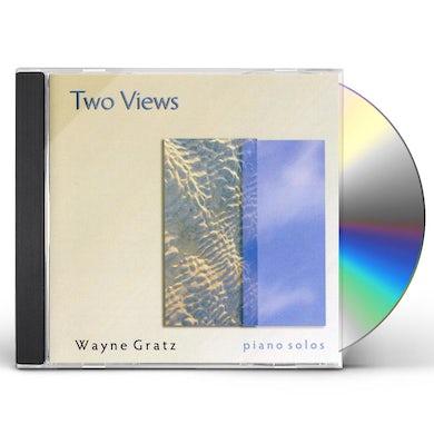 Wayne Gratz TWO VIEWS CD