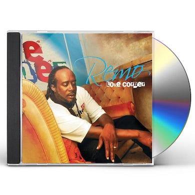 Remo LOVE CORNER CD