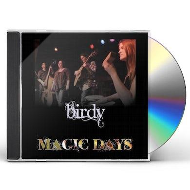 Birdy MAGIC DAYS CD