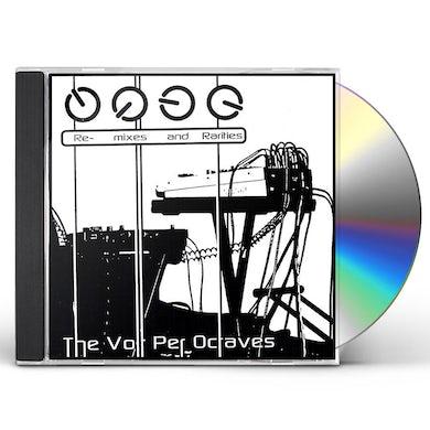 VOLT PER OCTAVES REMIXES & RARITIES CD
