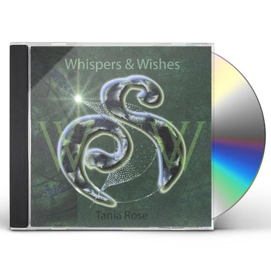 Tania Rose WHISPERS & WISHES CD