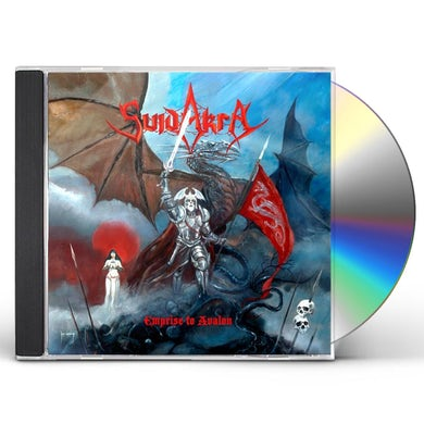 Suidakra EMPRISE TO AVALON CD