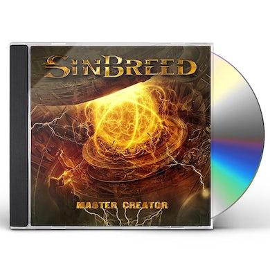 Sinbreed MASTER CREATOR CD