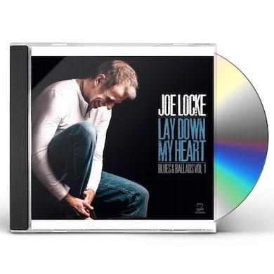Joe Locke LAY DOWN MY HEART CD