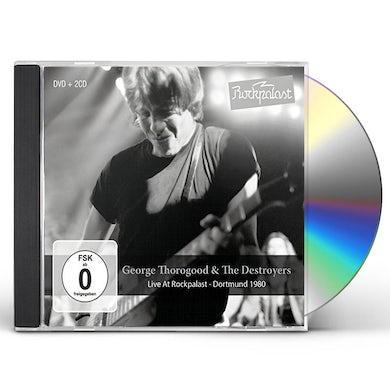 George Thorogood & The Destroyers LIVE AT ROCKPALAST: DORTMUND 1980 CD