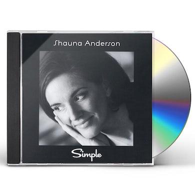 Shauna Antoniuc Anderson SIMPLE CD