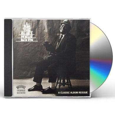 Willie Dixon I AM THE BLUES CD