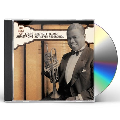 Louis Armstrong BEST OF THE HOT 5 & HOT 7 RECORDINGS CD