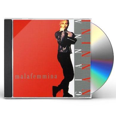 Gianna Nannini MALAFEMMINA CD