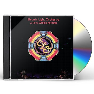 ELO (Electric Light Orchestra) NEW WORLD RECORD CD
