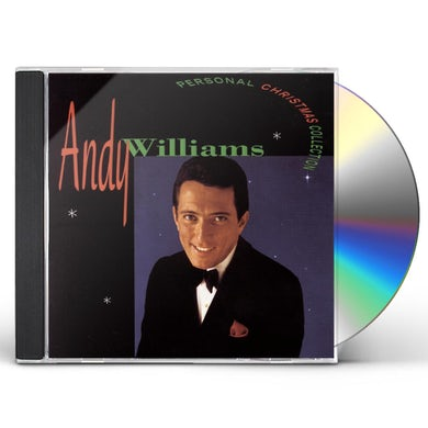 Andy Williams PERSONAL CHRISTMAS COLLECTION CD