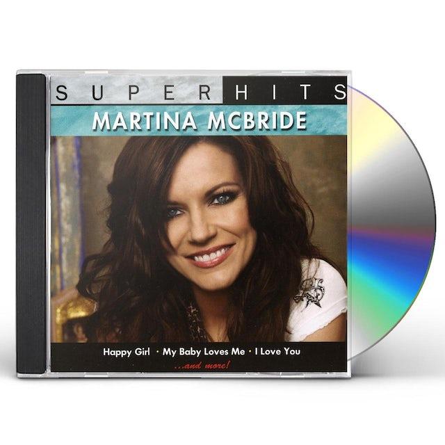 Martina Mcbride SUPER HITS CD