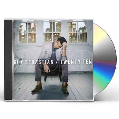 Guy Sebastian TWENTY TEN: GREATEST HITS CD