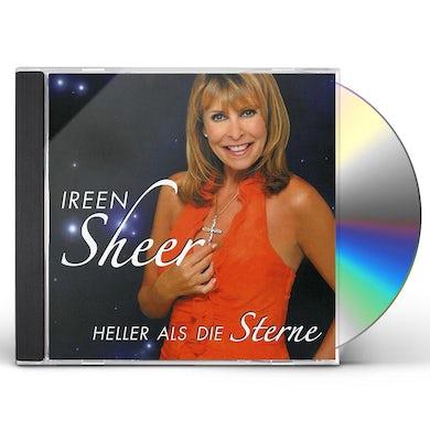 Ireen Sheer HELLER ALS DIE STERNE CD
