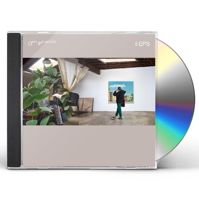 Dirty Projectors 5 Eps CD