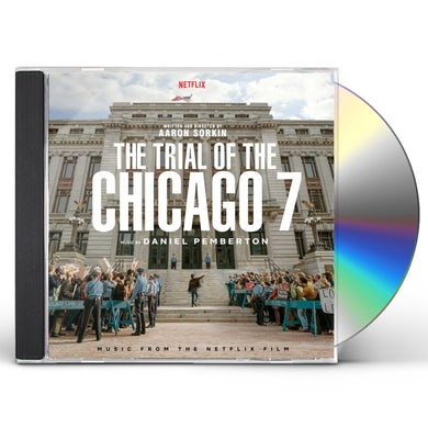 Daniel Pemberton The Trial Of The Chicago 7 (Music From The Netflix Film) CD