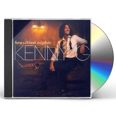 Kenny G Brazilian Nights (Deluxe Edition) CD