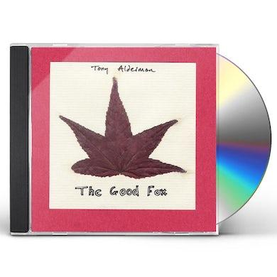 Tony Alderman GOOD FOX CD