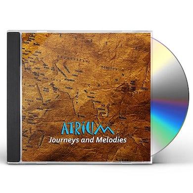 Atrium JOURNEYS & MELODIES CD
